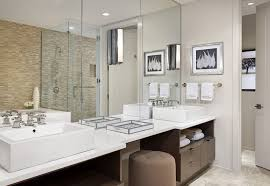 welcome to 38sw the spacious master bathroom features a double vanity and separate bath and shower all with custom finishes