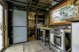 sale home interior this 74k tiny home has an interior that s larger than