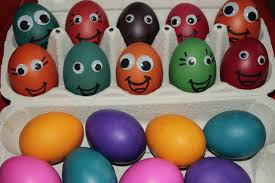 Easter Egg Decorating Ideas Bee by 45 Unique Ways To Decorate Eggs Old Fashioned Families