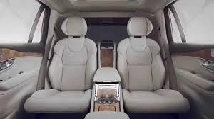 volvo minivan volvo xc90 excellence luxury suv presenting first class luxury