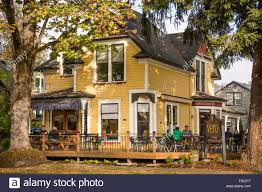 Oregon House by Vero Espresso House In Eugene Oregon Stock Photo Royalty Free