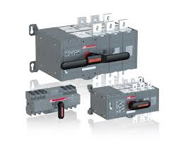 motor operated change over switches switches abb