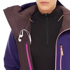 the north face fuseform brigandine 3l jacket women u0027s technical
