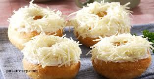 cara membuat donat kentang keju resep membuat donat kentang keju enak dan lembut pusatresep com