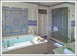 Moroccan Tile Bathroom 10 Bathroom Decorating Ideas For Moroccan Style Lovers