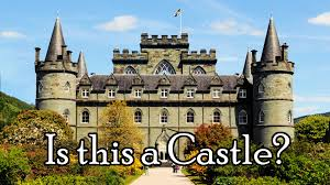 what is a real medieval castle a stronghold fortress citadel or