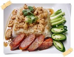 recettes de cuisine en bloggang com บ งบ ง ข าวหน าไก บะหม หน าไก ส ตร ห าแยก t h