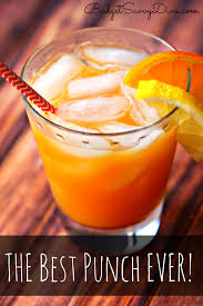 Southern Comfort Punch Recipe The Best Punch Ever Recipe Budget Savvy Diva