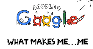 What Makes Me Me - michael fricano ii on twitter doodle4google us begins theme