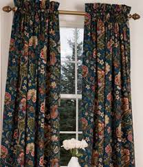 Black Floral Curtains Navy Floral Curtains 100 Images Innovative Blue And White
