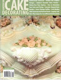 Cake Decorating Magazine Issues Articles U0026 Magazines Confectionary Chalet