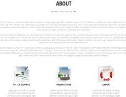 simple portfolio free responsive muse templates u0026 widgets