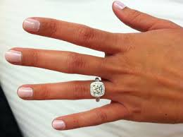 2 carat halo engagement ring calling all size 5 finger pictures with halo rings weddingbee