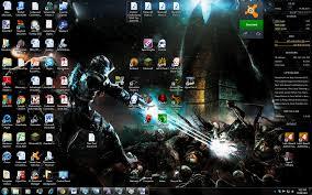 Gaming Desk Top Gaming Desktop Wallpapers