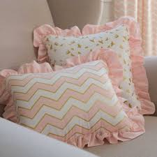 Gold Crib Bedding by Pale Pink And Gold Chevron Crib Bedding Gold Chevron Carousel