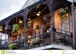 new orleans style home plans house with balcony new orleans royalty free stock images image