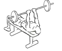 Tricep Close Grip Bench Press Decline Close Grip Bench To Skull Crusher A Combo Of Classic
