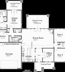 Great Room Floor Plans Single Story Single Story 2 Bedroom House Plans Google Search House Plans