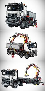 lego technic logo lego technic 42043 mercedes benz arocs has 2 793 pieces and