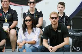 Meghan Markle And Prince Harry Meghan Markle And Prince Harry Hold Hands At The Invictus Games