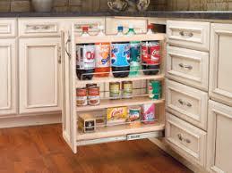 cabinet storage in kitchen kitchen cabinet storage accessories powell construction