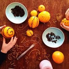 how to make spiced orange pomander balls simple bites