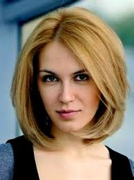 most suitable bob hairstyles for round faces hairstyle tips