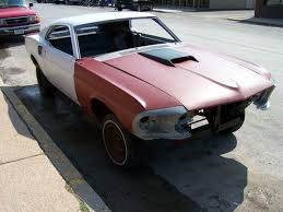 mustang restoration project for sale sell 1969 mustang fastback project car needs restored clear