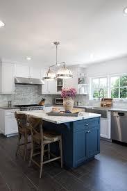 navy blue kitchen island ideas 25 contrasting kitchen island ideas for a statement digsdigs