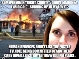 Attached Girlfriend Meme - awesome disaster overly attached girlfriend meme generator imgflip