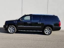 cadillac escalade esv 2007 used 2007 cadillac escalade esv for sale ford of st
