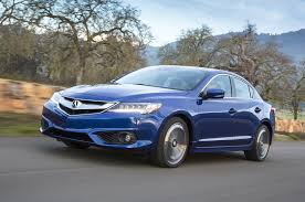 Acura Ilx Performance 2016 Acura Ilx First Drive Motor Trend
