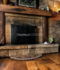 rustic fireplace mantels barn beam mantels olde wood