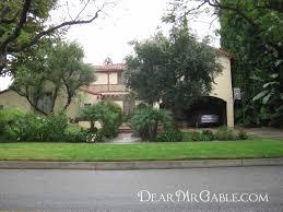 marilyn monroe house address hollywood the former homes of u2026 u2013 dear mr gable