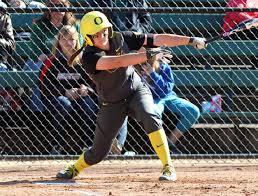 hot softball bats softball bats stay hot in at howe as no 1 goducks