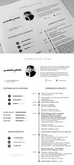 resume with photo template 20 free cv resume templates psd mockups freebies graphic