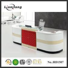 Wholesale Reception Desk China Modern Half Reception Desk Wholesale Buy Half
