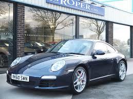 Porsche Macan Dark Blue - used cars bradford second hand cars west yorkshire fa roper ltd