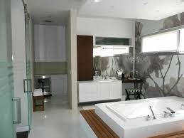 Bathroom Ideas Modern Modern Master Bedroom With Bathroom Design Caruba Info