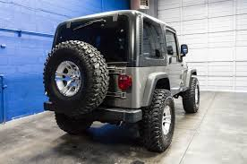 lifted 2003 jeep wrangler x 4x4 northwest motorsport
