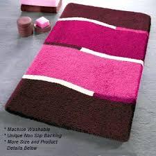 Pink Bathroom Rugs Pink Bath Mats Reversible Pink Bath Mat Argos Matden Info