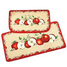 Apple Kitchen Rugs Apple Decorations For Kitchen Country Apple Kitchen Rugs Apple