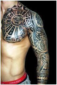 tribal chest and arm danielhuscroft com