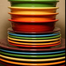 27 best fiestaware dishes images on live and