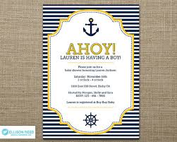 nautical baby shower invitations product search nautical catch my party