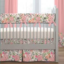 Coral And Gold Bedding Navy Crib Bedding Tags Navy And Coral Baby Bedding Coral And