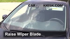 honda accord front windshield replacement front wiper blade change honda accord 2013 2016 2014 honda