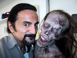 tom savini my all time fave special fx makeup artist hands down