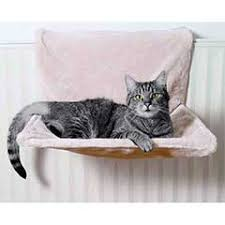 radiator cat bed by petplanet cream on sale free uk delivery