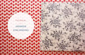 Japanese Wrapping Method by Coloresque Tutorial Japanese Stab Binding Diy Bookbinding